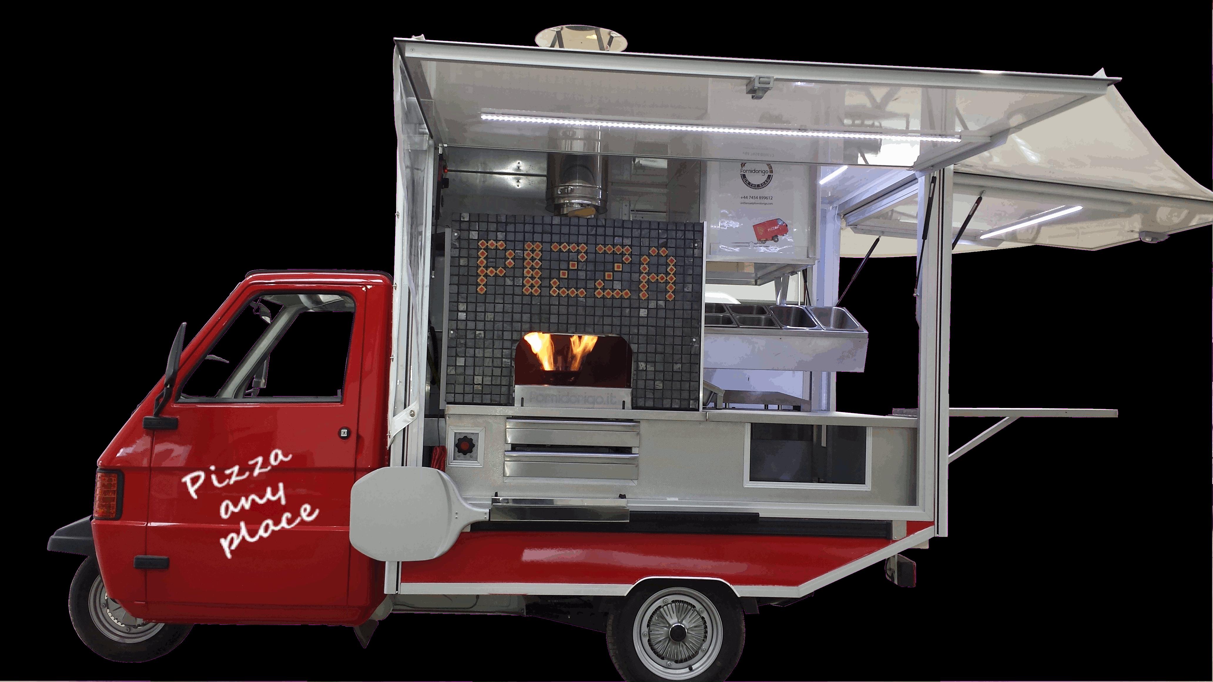food truck piaggio